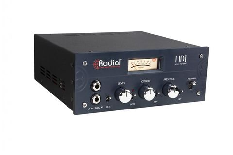 Radial HDI DI Box with Color Control & Opto Compressor