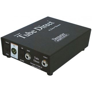 Demeter VTDB-2B Mono Tube Direct Box c/w Jensen OP TXF