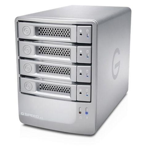 G-Technology G-SPEED Q 16TB Quad-Interface 4-Bay