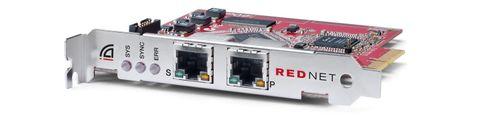 Focusrite RedNet PCIeR Dedicated Dante Audio Interface Card