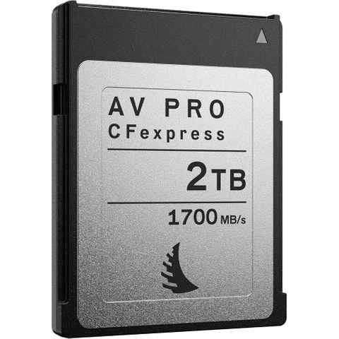 Angelbird 2TB AV Pro CFexpress 2.0  Memory Card