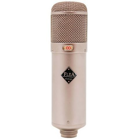 FLEA Microphones - FLEA 48 - U48 Replica