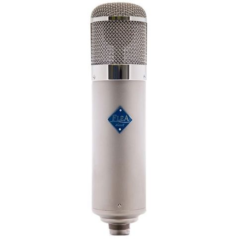 FLEA Microphones - FLEA 47 Next - Tube Condenser Microphone