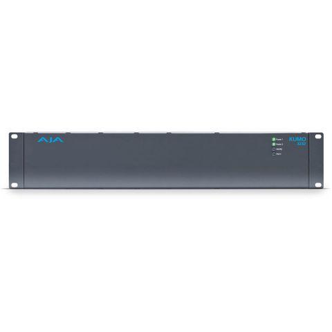 AJA KUMO 3232 Compact 3G-SDI Router (2 RU)