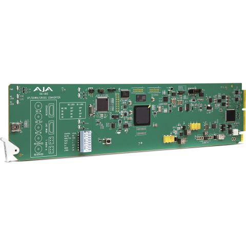 AJA 3G-SDI Up, Down, Cross-Converter Card