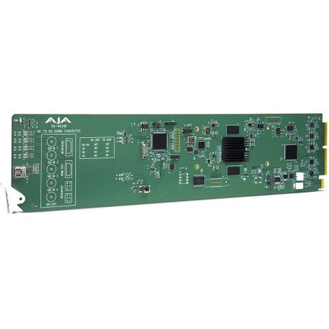 AJA OG-4K2HD openGear 4K/UltraHD-SDI 3G-SDI Down-Converter