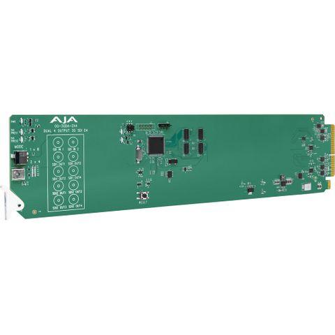 AJA OG-3GDA-2x4 openGear 2x4 3G-SDI reclocking DA