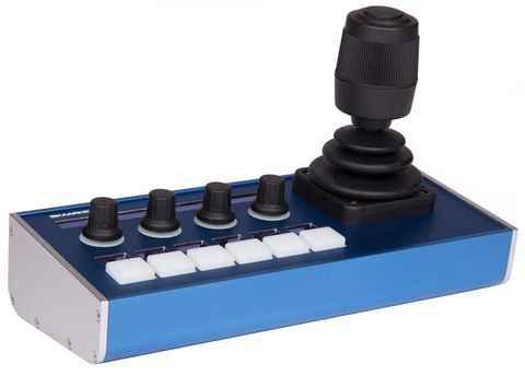 SKAARHOJ PTZ Fly Controller with Hall-Effect Joystick