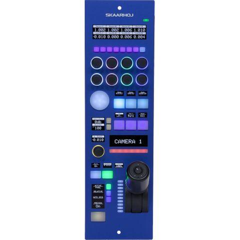 SKAARHOJ RCPv2 Remote Control Panel with Iris Joystick
