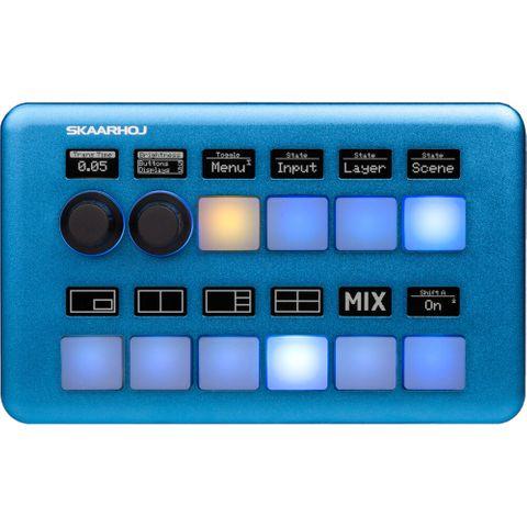 SKAARHOJ Quick Pad (Blue)