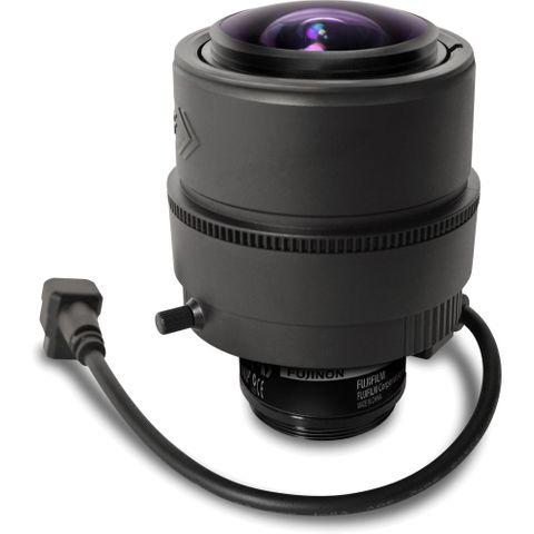 "Fujinon Megapixel - 1/2"", 3.8-13mm AI, 3MP Lens-C Mount"