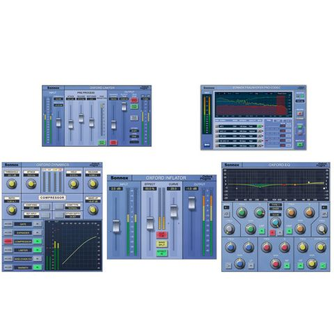 Sonnox Mastering Plug-In Bundle (HD-HDX, Download)
