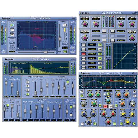 Sonnox Essential Plug-In Bundle (Native, Download)