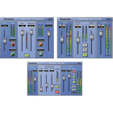 Sonnox Enhance Plug-In Bundle (HD-HDX, Download)