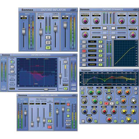 Sonnox Broadcast Plug-In Bundle (HD-HDX, Download)