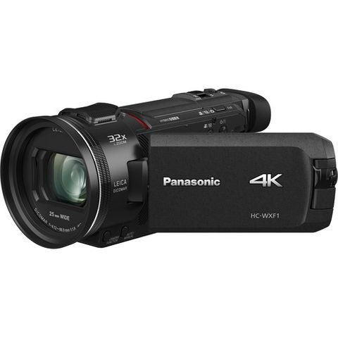 Panasonic HC-WXF1MGN-K UHD 4K Camcorder