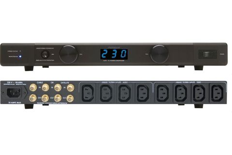 Furman 10A Home Theater Power Conditioner, 230V ELITE-10 E I