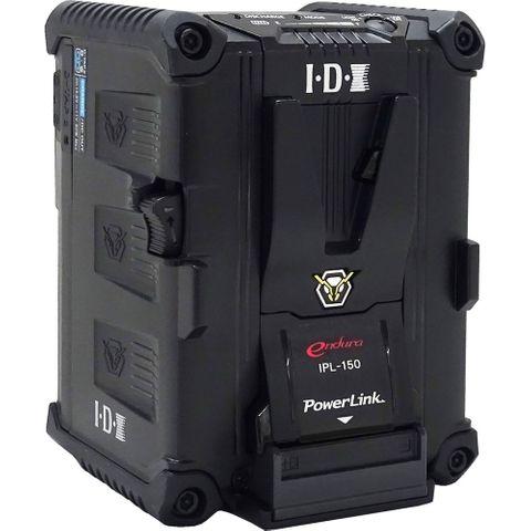 IDX IPL-150 143Wh PowerLink Li-ion V-Mount Battery