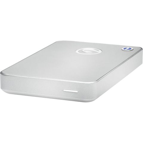 G-Technology G-DRIVE Mobile Thunderbolt - USB 1TB