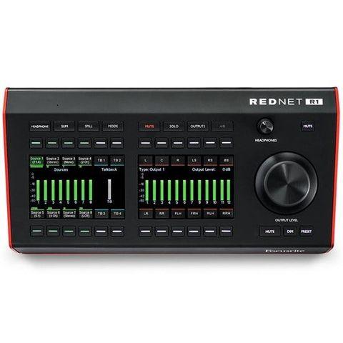 Focusrite RedNet R1 Desktop Remote Controller