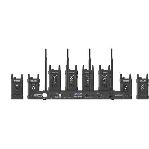 Hollyland Syscom 1000T 8-CH Full-Duplex Intercom System