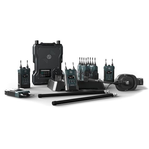 Hollyland Solidcom M1 Full-Duplex Wireless Intercom Solution