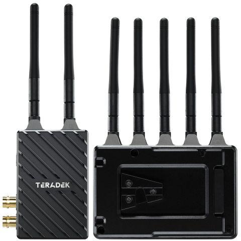Teradek Bolt 4K LT 750 3G-SDI/HDMI Wireless RX/TX Deluxe Kit