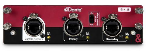 Allen & Heath Dante Audio Interface Card for dLive/Avantis