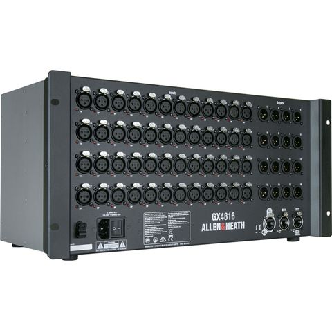 Allen & Heath Portable Audio In/Out Expander with DX Sockets