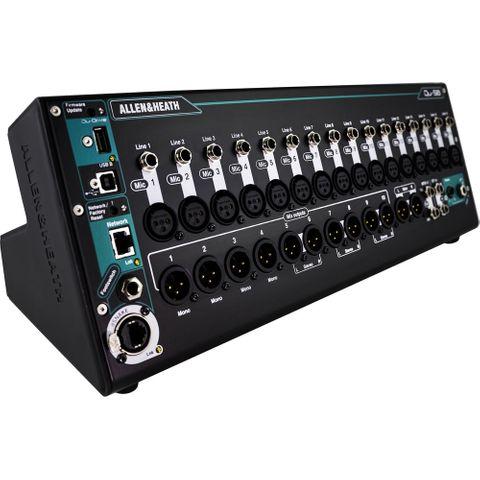 Allen & Heath Digital Mixer 18 In / 14 Out