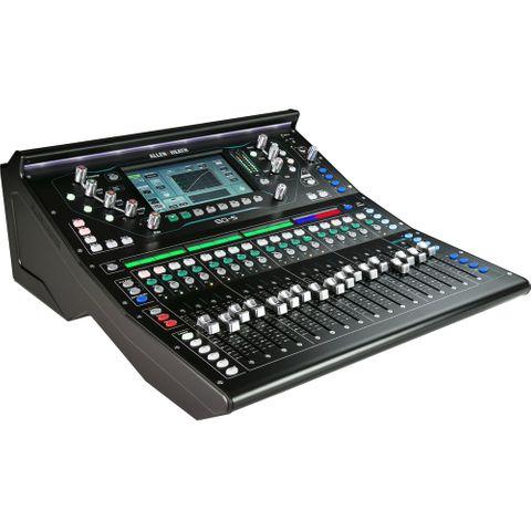 Allen & Heath SQ5 48-Channel / 36-Bus Digital Mixer