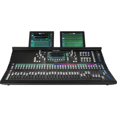 Allen & Heath SQ7 48-Ch Digital Mixer 35 In/19 Out
