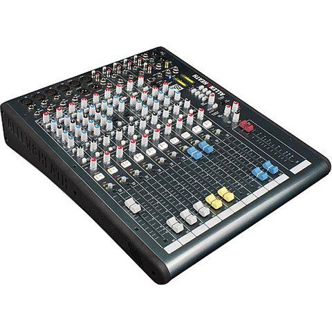 """Allen & Heath XB14 19"""" Broadcast Mixer"""
