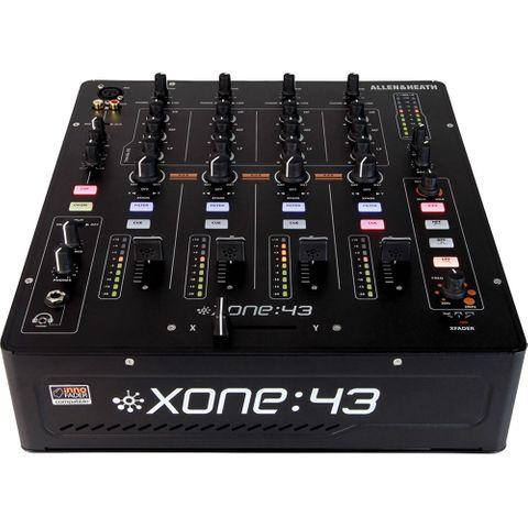 Allen & Heath XONE43 Club+ DJ Mixer