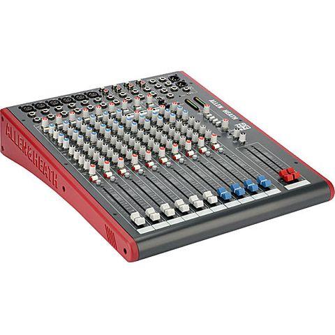"""Allen & Heath ZED14 19"""" Rack Mixer"""