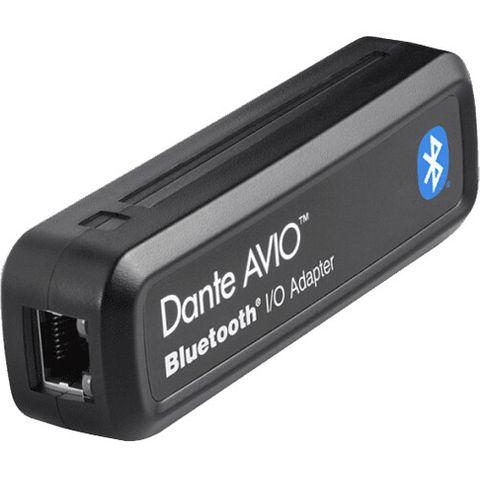 Audinate Dante AVIO Bluetooth IO Adapter 2x1