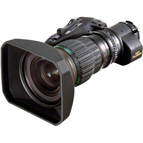 Fujinon HA16x6.3BERM-M6 ENG Style Lens with Servo Zoom