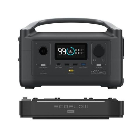ECOFLOW River with Extra Battery Bundle