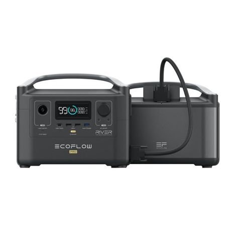 ECOFLOW River Pro with Extra Battery Bundle