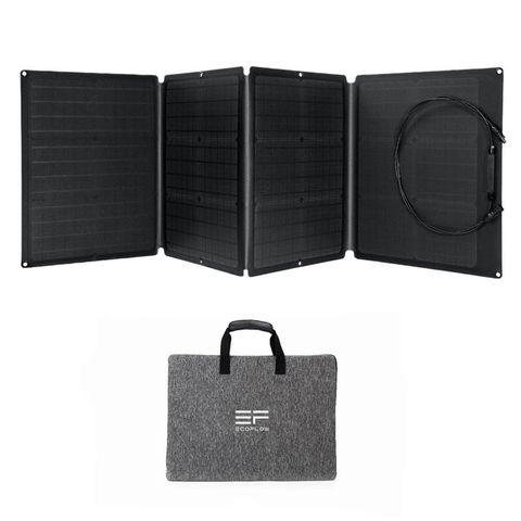 ECOFLOW 110W Portable Solar Panel
