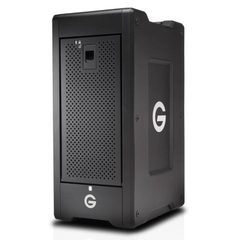 G-Technology G-SPEED Shuttle XL Thunderbolt 3 48000GB Black