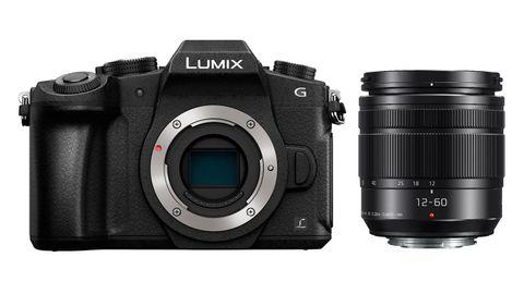 Panasonic DMC-G85MGN-K G85 12-60mm Lumix Lens Hard Bundle