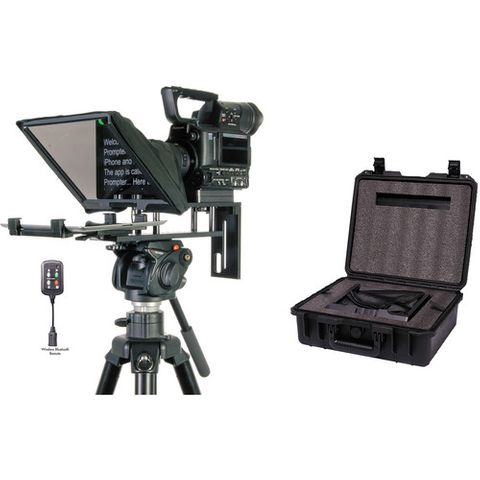Datavideo TP-300-BRC Prompter,Bluetooth Remote, Case