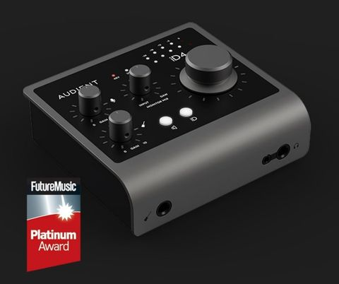 Audient iD4 MK2 2in 2out USB Audio Interface