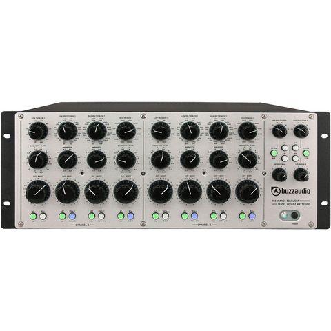 Buzz Audio REQ-2.2MEA Resonance Mastering Equaliser - Silver
