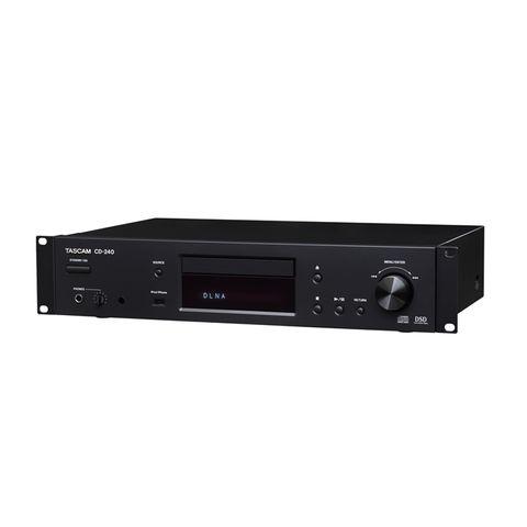 Tascam CD240 CD/Network Audio Player
