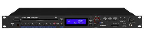 Tascam CD400U CD/ Memory Player - 1RU