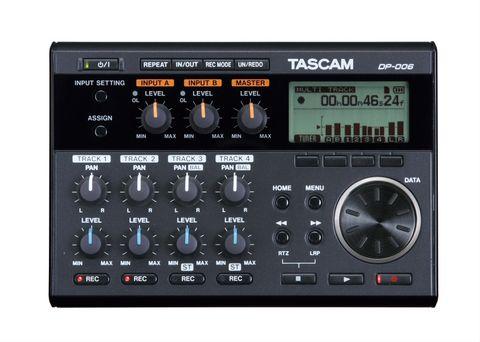 Tascam DP006 Digi Multi-Track Recorder