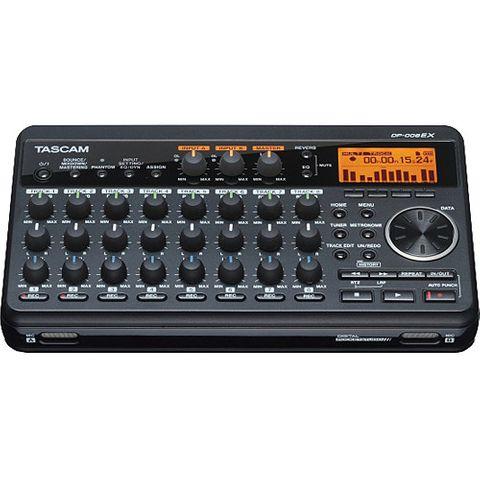 Tascam DP008EX Digi Multi-Track Recorder