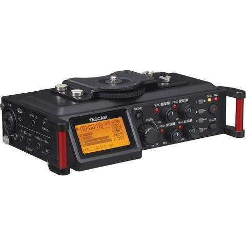 Tascam DR70D Linear PCM Recorder DSLR